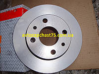 Диск тормозной Ваз 2108, Ваз 2109, 21099, 2113, 2114, 2115 (производитель ABS, Нидерланды) диаметр 239 мм