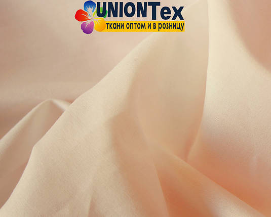 Рубашечная ткань стрейч пудра, фото 2