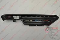 Корпус блока управления печкой с кондиционером (переключатель, регулятор отопителя) Fiat Scudo 220 (1995-2004) 1478023077