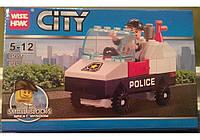 """Конструктор CITY 85011 """"Транспорт"""", 38 деталей"""