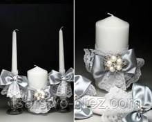 Свадебные свечи Королевские
