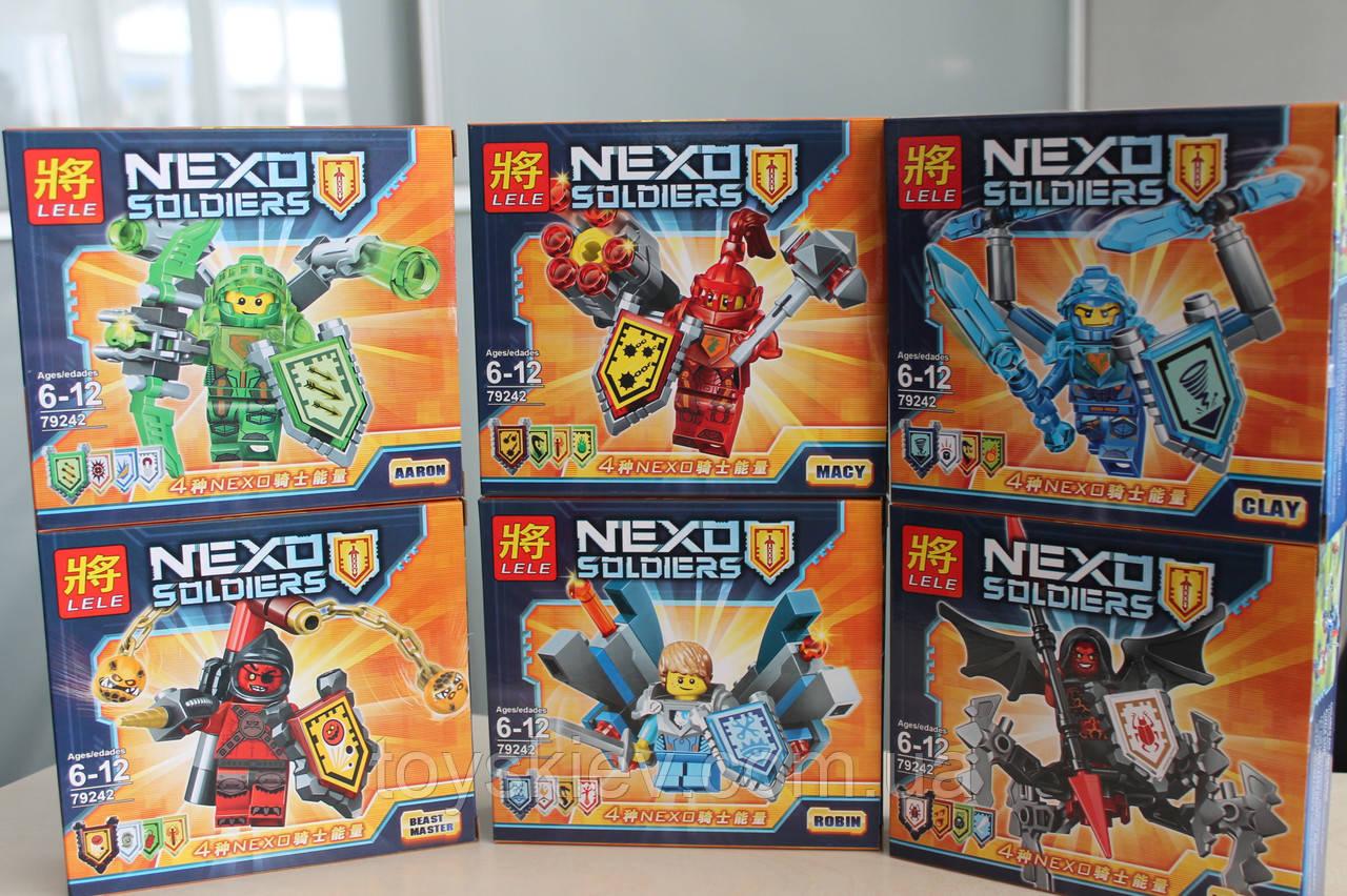 "Конструктор Нексо найтс ""NEXO KNIGHTS"" 79242"