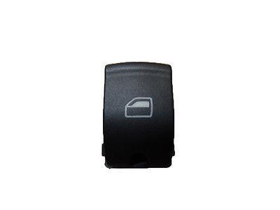 Клавиши кнопки стеклоподъемника в блок пассажирской двери Audi A6 C5