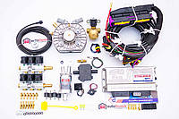 ГБО 4-го покоління Stag 300 - 6 ISA 2 - KME Silver - AC W01-2х3cyl
