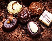 Приготовление шоколадных конфет