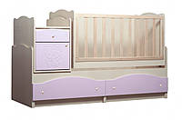 """Кровать трансформер """"Kiddy"""" 5в1 (ТМ Вальтер)"""