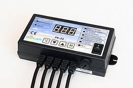 Контроллер Nowosolar  PK -22  для твердотопливных котлов