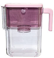 Фильтр-кувшин Dewberry Slimline Rosy