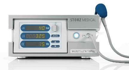 Портативный аппарат для ударно-волновой терапии в ветеринарии MASTERPULS MP100