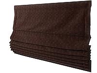"""Римские шторы, недорого: """"Rim Clo"""" Brown"""