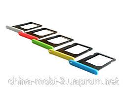 Слот под Nano сим-карту iPhone 5c, фото 3