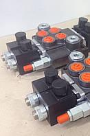 Электрогидравлическое управление на 1-й золотник