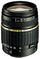 Tamron AF 18-200 f/3,5-6,3 XRDiIILD Aspherical IF Macro Nikon