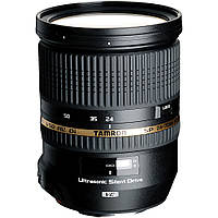 Объектив Tamron SP 24-70 mm f/2.8 Di VC USD Canon