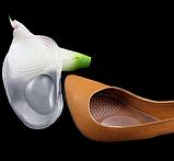 Силиконовые вкладыши для обуви на клейкой основе, фото 5