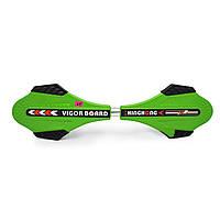 Снейкборд для катания Ripstik 115A, двухколесный скейт рипстик, скейтборд рипстик, роллерсейф рипстик