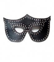 Маска на глаза Садо-мазо атрибутика бдсм Allure Lingerie Большая | Секс шоп - интим магазин Импери.