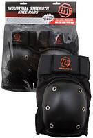 Садо-мазо атрибутика бдсм Tongа Наколенники Hardware Industrial Strength Knee Pads | Секс шоп - интим магазин Импери.