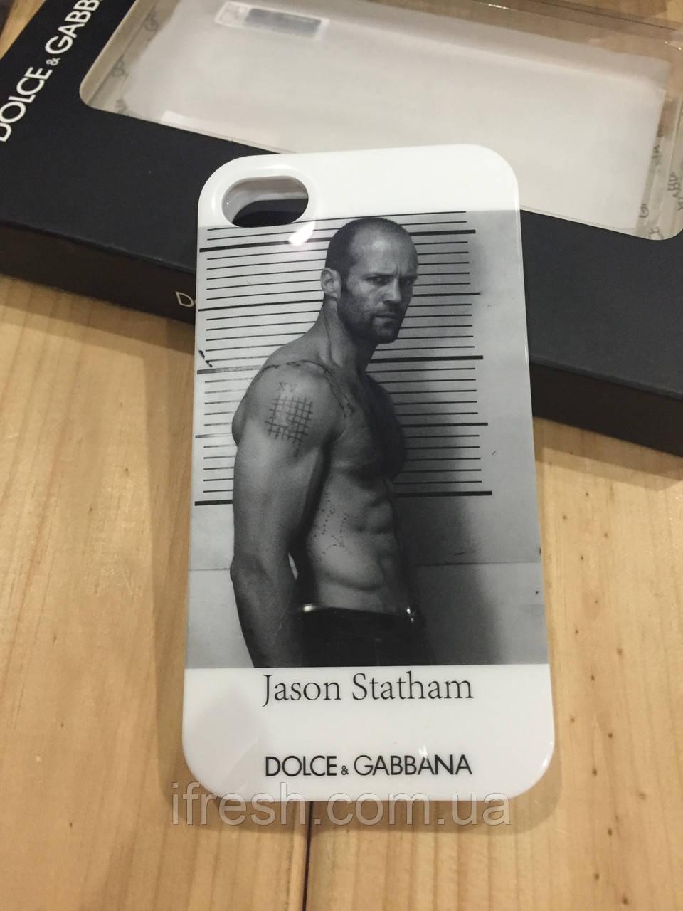 Чехол D&G для iPhone 5se/5s/5, Jason Statham