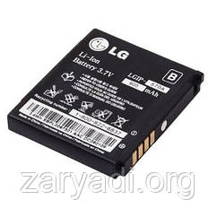 Аккумулятор LG LGIP-570A, LG KP500, KC550, KC560, KP500, CF750, KC780, KF690, KF700, KP800, 900 mAh, Original /АКБ/Батарея/Батарейка /лж/