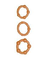 Эрекционные кольца Scala Три эрекционных кольца Get Hard | Секс шоп - интим магазин Импери.
