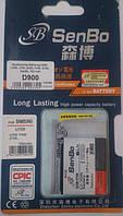 Аккумулятор Samsung D900, U708, U700, E490, F490, E780, SenBo, 700 mAh /АКБ/Батарея/Батарейка /самсунг