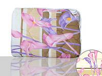 Одеяло силиконовое двуспальное (оливковое)