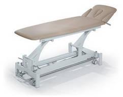 Массажный и процедурный стол с регулируемыми по высоте секциями для рук DUOFLEX ADVANCED
