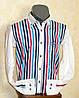 Рубашка мужская стиль мажор приталенный крой, фото 5
