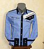 Рубашка мужская стиль мажор приталенный крой, фото 9