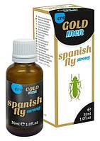 Возбуждающие средства Hot Возбуждающие капли для мужчин Spanish Fly Gold, 30 мл | Секс шоп - интим магазин Импери.