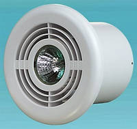 Пластиковые приточно-вытяжные диффузоры с подсветкой ФЛ 100 (12В/50Гц) Вентс, Украина
