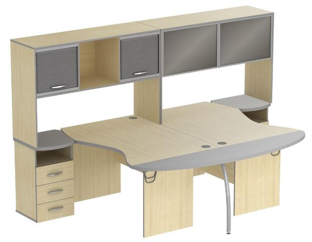 Офисная модульная мебель Арт Мобил (Вид)