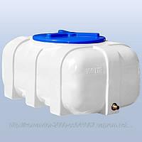Емкости из пластика 100 литров овальные