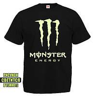 """Футболка """"Monster energy_Lume"""""""