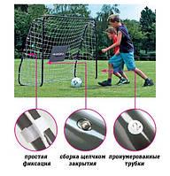 Ворота футбольные для детей (раскладные) 213см, фото 1