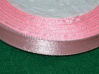 Лента атласная 12 мм  розовый 16205
