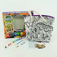 """Сумка-раскраска """"My Color Bag"""" СОВ-01"""