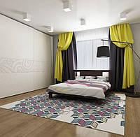 Кровать полуторная Ипомея