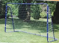 Учебные детские футбольные ворота 240см с сеткой и экраном
