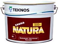 Защитное средство TEKNOS SAUNA NATURA (Сауна натура), 9 л