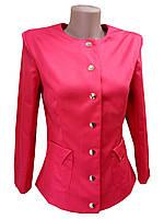 Пиджак женский на кнопках, фото 1