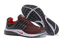 Мужские кроссовки Nike Air Presto Black/RED 631754