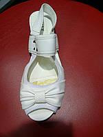 Босоножки женские без каблука