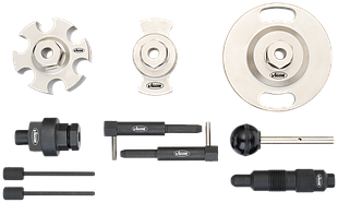 Набір фіксаторів VAG, 10 предметів 2,7 Л, 3,0 Л V6 TDI, VIGOR, V4375