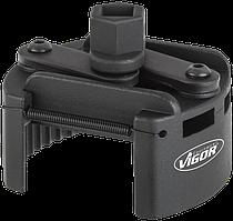 Универсальный съемник масляного фильтра, 80-115 мм, VIGOR, V4414