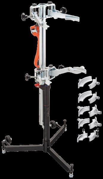 Гидравлический съемник пружин амортизационных стоек, VIGOR, V4476