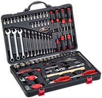 Універсальний набір інструментів для майстра, 95 предмета, VIGOR, V4425