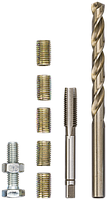 РЕМОНТ РЕЗЬБОВОЙ ВТУЛКИ M 8 Х 1,25 Х 16 ММ, VIGOR, V4214