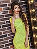 Платье женское змейка потайная на спинке, фото 3